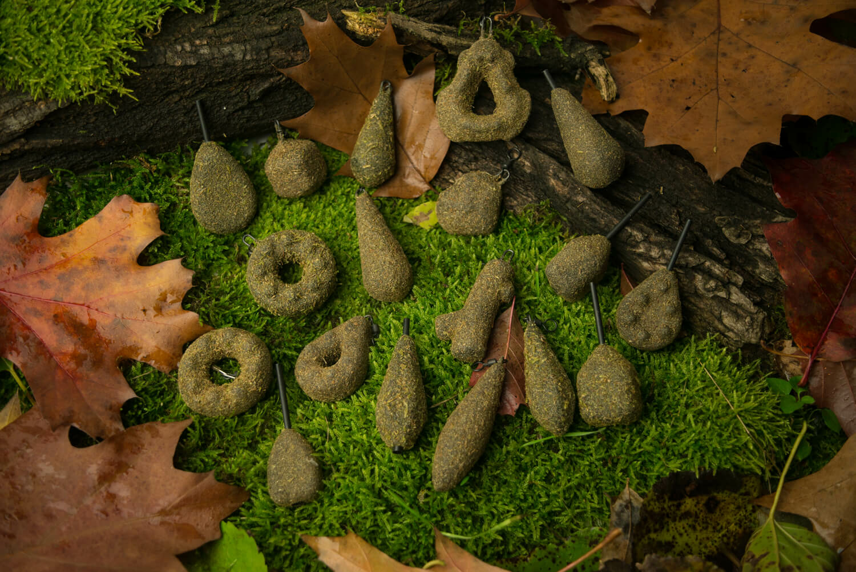 Bojlis ólom zöld növény bevonattal